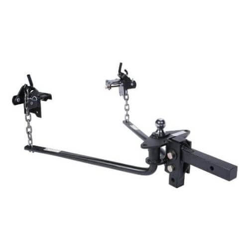 Review of Husky 31423 Round Bar Weight Distribution Hitch