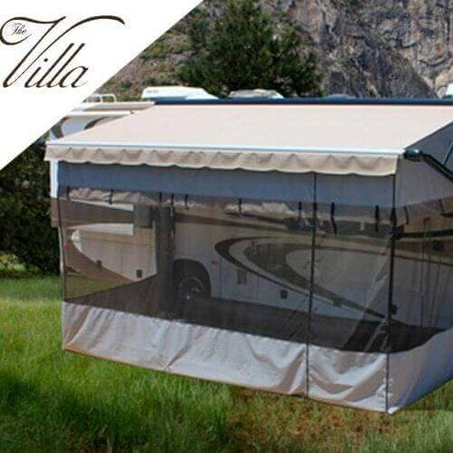 Review of Villa Room Enclosure for Electric awnings