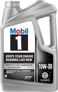 Mobil 1 Synthetic Motor Oil 10W-30