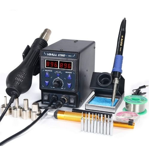 YIHUA-2-in-1-Hot-Air-Rework-and-Soldering-Iron-Station