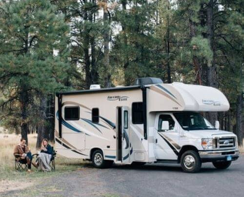 Rearview Camera for RV