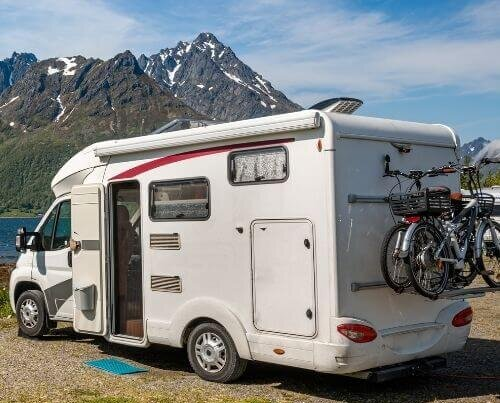 Tires for motorhome